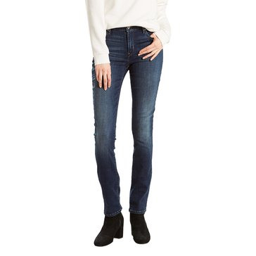 Levi's Women's Mid Rise Skinny Jeans, Luck Out West