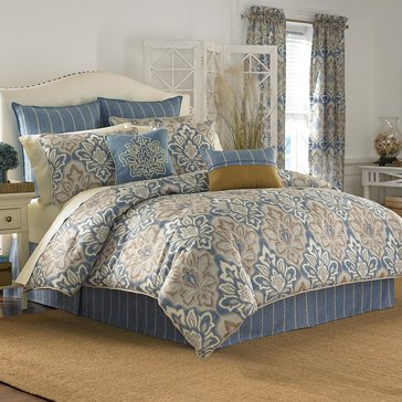 Croscill Captains Quarters 4-Piece Comforter Set - King