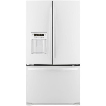 Kenmore 26.8-Cu.Ft. French Door Refrigerator, White (46-73052)