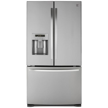 Kenmore 26.8-Cu.Ft. French Door Refrigerator, Stainless Steel (46-73053)