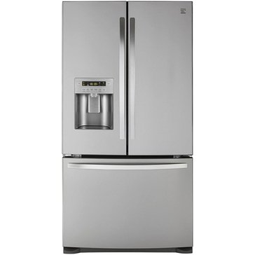 Kenmore 26.8-Cu.Ft. French Door Refrigerator, Active Finish (46-73055)