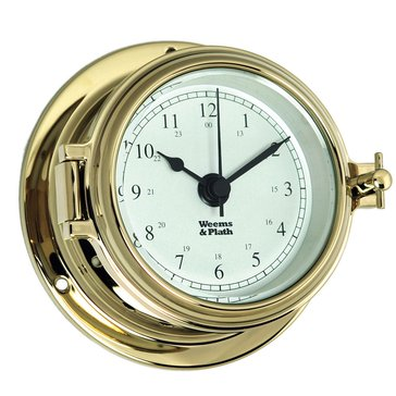 Weems & Plath Endurance II 105 Quartz Clock With Base