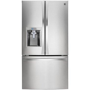 Kenmore Elite 29.8-Cu.Ft. French Door Refrigerator, Stainless Steel (46-74023)