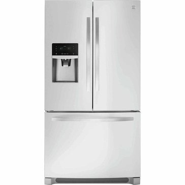 Kenmore 27.2-Cu.Ft. French Door Refrigerator, Stainless Steel (46-70343)