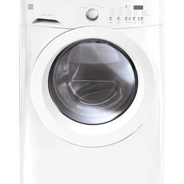 Kenmore 3.9-Cu.Ft. Front-Load Washer, White (26-41122)