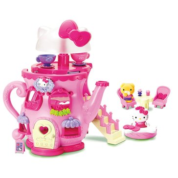 Hello Kitty Teapot Cafe