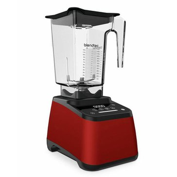 Blendtec Designer 625 Blender w/ WildSide Tritan Jar, Pomegranate (9001903)