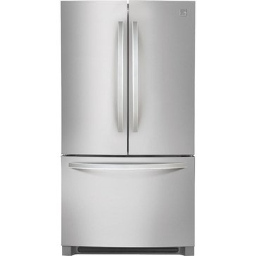 Kenmore 27.6-Cu.Ft. French Door Refrigerator, Stainless Steel (46-70413)