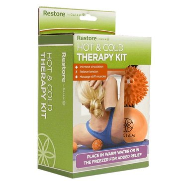 Gaiam Restore Hot & Cold Therapy Kit
