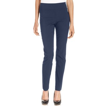 Alfani Women's Pull-On Pants in Modern Navy