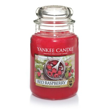 Yankee Candle Red Raspberry Large Classic Jar
