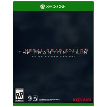 Xbos One Metal Gear Solid V The Phantom Pain