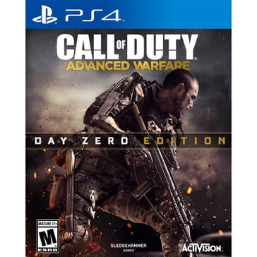PS4 Call of Duty Adv Warfare Day Zero