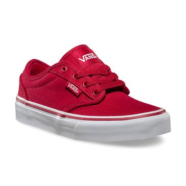Vans Atwood Boy's Canvas Skate Shoes 10.5-3