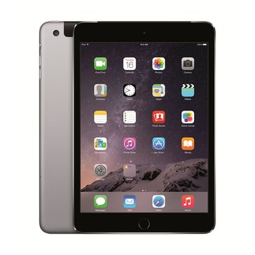 Apple iPad Mini 3 WiFi + Cellular - 128GB - Space Gray (MH3L2LL/A)
