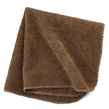 Brown Washcloth