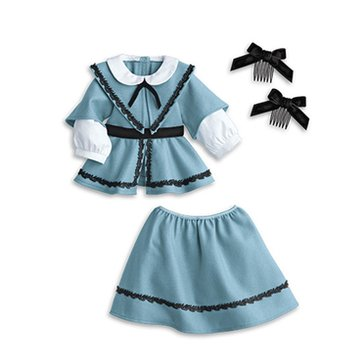 American Girl Addy's School Outfit