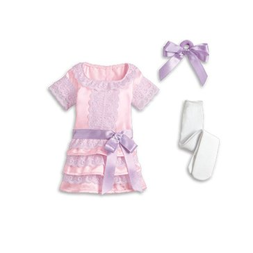 American Girl Samantha's Frilly Frock