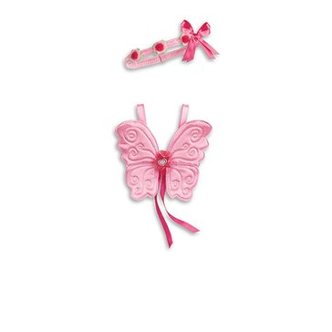 Bitty Baby's Wings And Wreath Set
