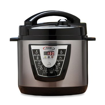 As Seen On TV 6-Quart Power Pressure Cooker XL (PPC)