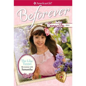 American Girl The Lilac Tunnel Book