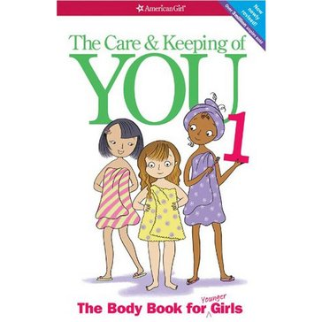 American Girl The Care And Keeping Of You Book