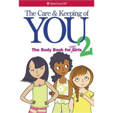 American Girl The Care And Keeping Of You 2 Book