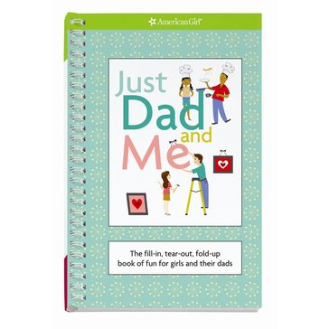 American Girl Just Dad And Me Book