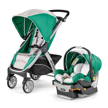 Chicco Bravo Trio Travel System, Empire