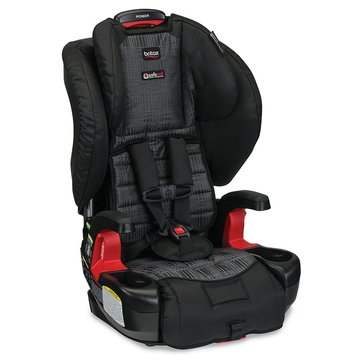 Britax Pioneer Clicktight G1.1 Harness-2-Booster Seat, Domino
