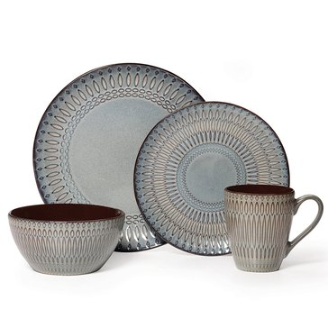 Mikasa Broadway 16-Piece Dinnerware Set