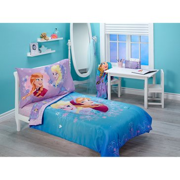 Disney Frozen Magical Sisters Toddler Bedding Set