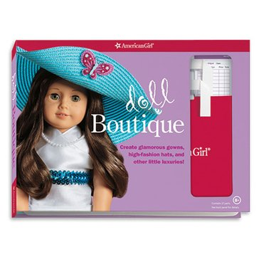 American Girl Doll Boutique Activity Book