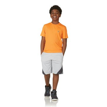 Champion Little Boys' Orange Power Train Tee