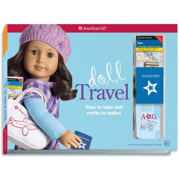 American Girl Doll Travel Activity Book