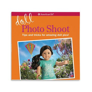American Girl Doll Photo Shoot Activity Book