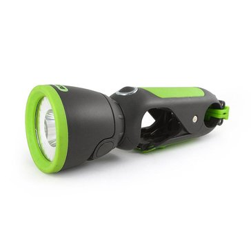 Blackfire Clamp LED Flashlight