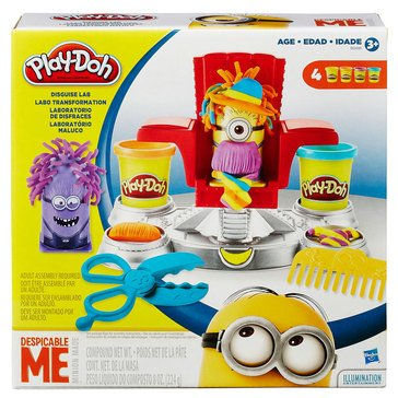 Play-Doh Minions Disguise Lab