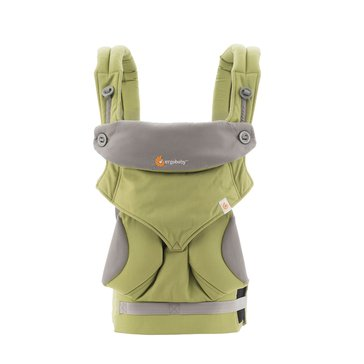 Ergobaby 4-Position 360 Carrier, Green