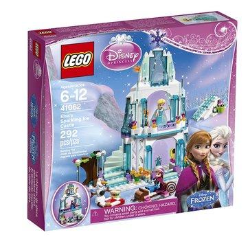 LEGO Disney Princess Elsa's Sparkling Ice Castle (41062)