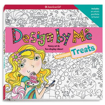 American Girl Design Be Me: Treats Activity Book