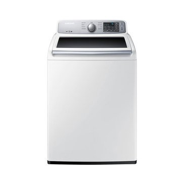 Samsung 4.5-Cu.Ft. Top Load Washer, White (WA45H7000AW)