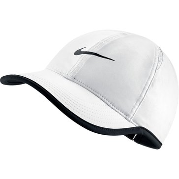 Nike Women's Feather Cap Tennis White