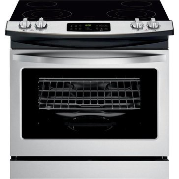 Kenmore 4.2-Cu.Ft. Self-Clean Drop-In Electric Range, Stainless Steel (22-42513)