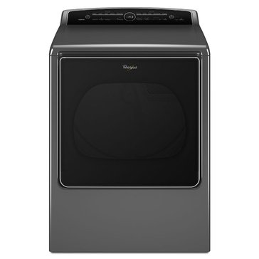Whirlpool 8.8-Cu.Ft. Electric Dryer, Chrome (WED8500DC)