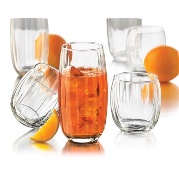 Libbey Samba 16-Piece Beverage Set