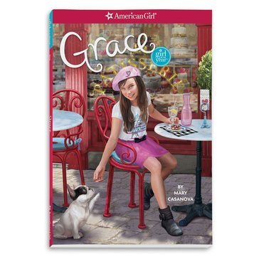 American Girl Grace Book 1