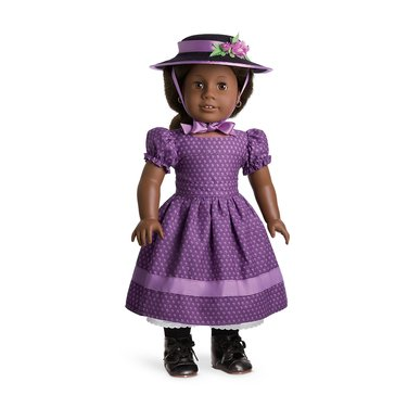 American Girl Addy's Sunday Best Outfit