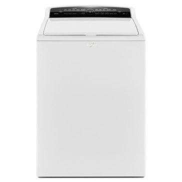 Whirlpool 4.8-Cu.Ft. Top Load Washer, White (WTW7000DW)