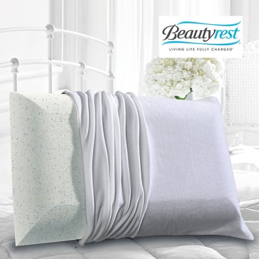 Beautyrest Thermagel Cooling Memory Foam Pillow - Standard
